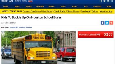 Screen shot of bus photo
