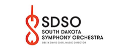 South Dakota Symphony Orchestra logo