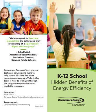 K-12 Schools brochure