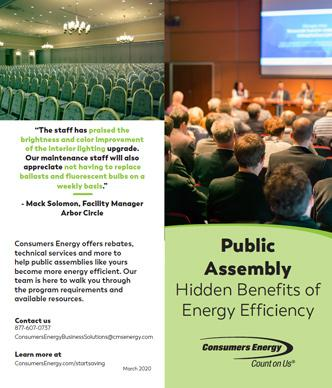 Public Assembly brochure