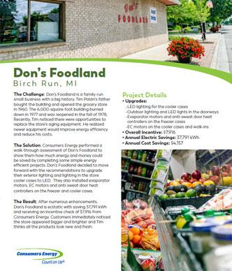 Grocer case study