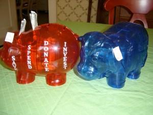 MoneySavvy Pig & Cow