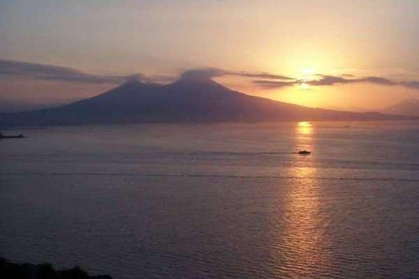 La leggenda del Vesuvio..(bellissima)