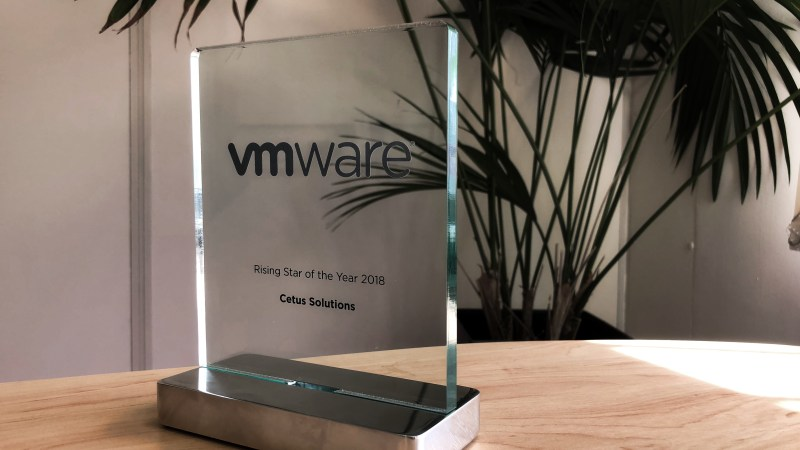 Going Above and Beyond with VMware