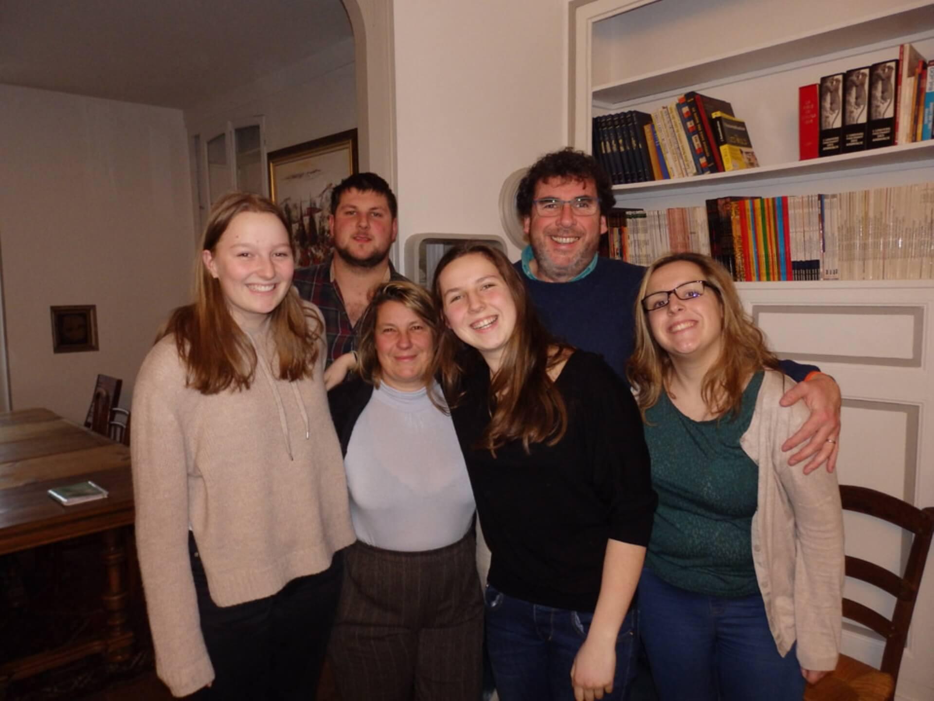 france Abby et Famille Depoisson