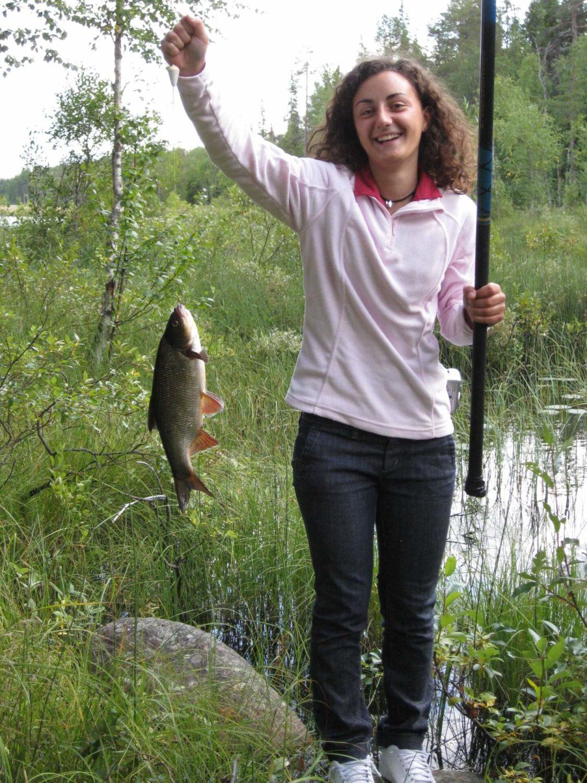 sweden Outdooractivities in the Swedish nature
