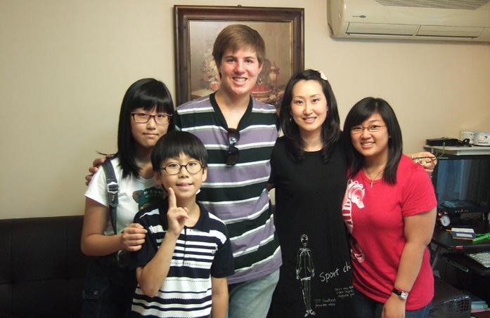 Korean Host Family