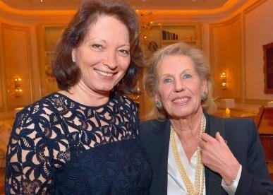 Dr. Angellika Dammann und Ursula Reimers