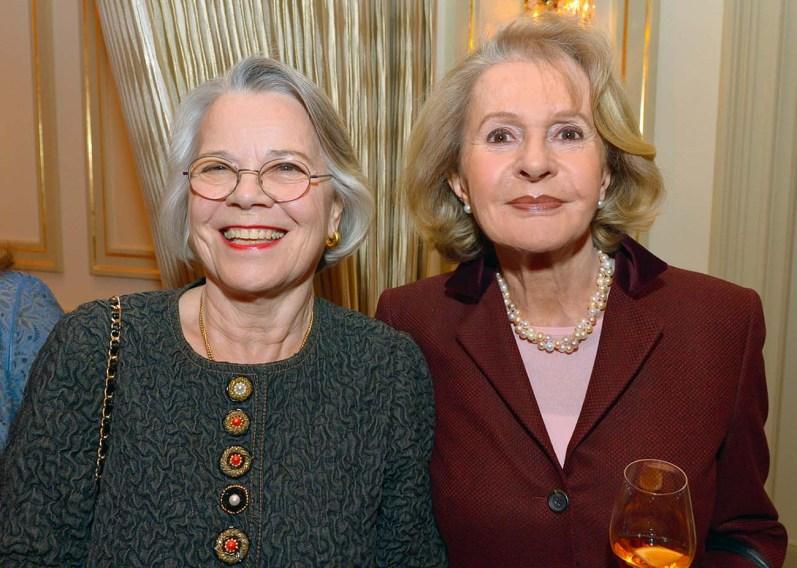 Karin Martin und Ingrid Harré-Eichmann