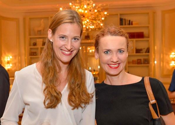 Nadine Geigle, Steffi Oesterwind