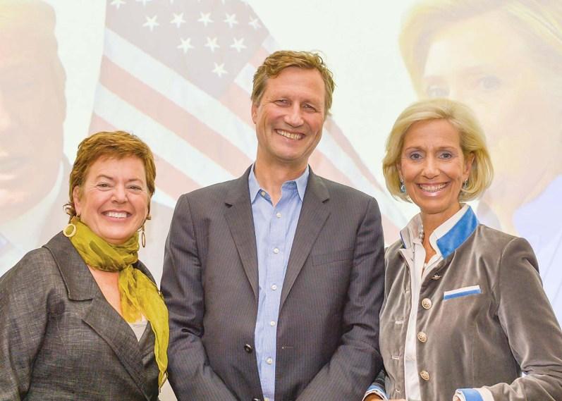 Wendy Brown, Mathias Müller von Blumencron, Kristina Tröger