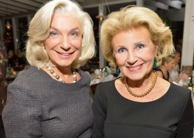 Dagmar Guth und Annette von Rantzau