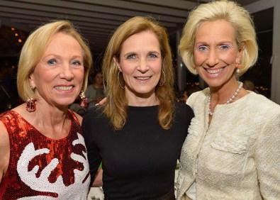 Dr. Brigitte Klapp, Billy Wasmuth und Kristina Tröger