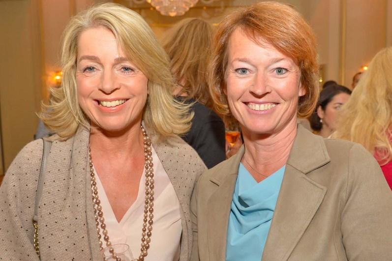 Claudia Coller, Dr. Karin Sandberg