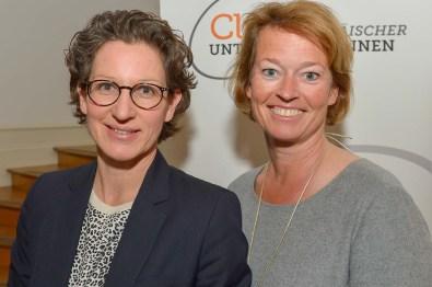 Kathleen Nufer Dr. Karin Sandberg