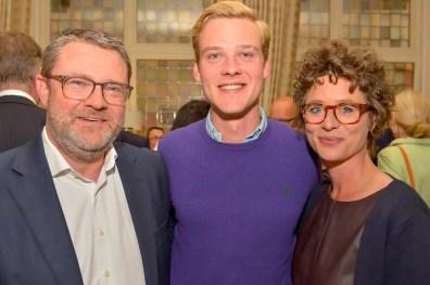 Christian Krug, Leon Krug und Ina Krug