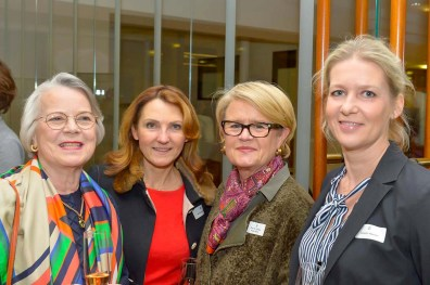 Karin Martin Freunde d. Balltettzentrums, Andrea Müller Zingel Apotheke, Prof.Dr. Bärbel Kahl-Nicke UKE, Kerstin Haeser Inskander