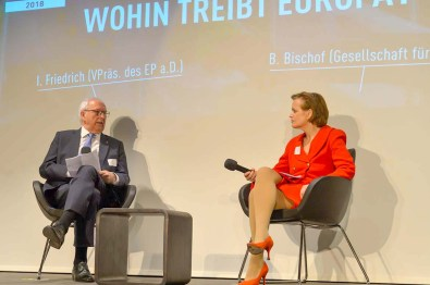 Panel Wohin treibt Europa