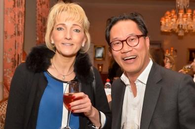 Patricia Brenninkmeijer Michael Shin Hüsken