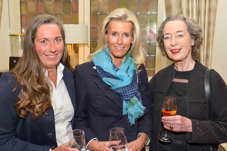 Nicole C. Unger NCU Immobilien, Dagmar Viereck Engel & Völkers Resorts, Nane Mundt Markenspezialistin