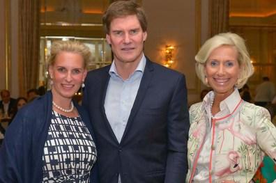 Christiane Peters CL Consulting, Dr. h.c. Carsten Maschmeyer Maschmeyer Group, Kristina Tröger CeU-Präsidentin