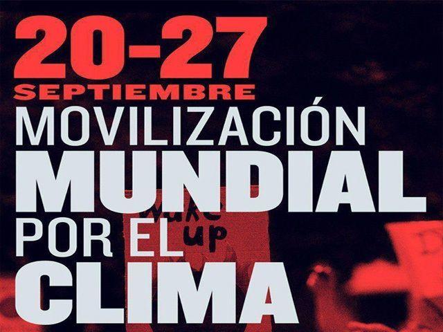Resultado de imagen de huelga por cambio climatico 27 septiembre