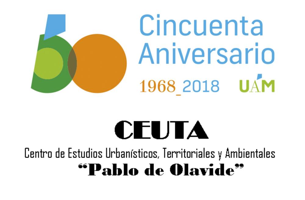 Logo CEUTA-UAM y UAM 50 años
