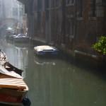 Licht, Kanal, Venedig Nachmittag
