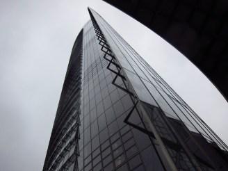 Der Post Tower: Mit 162,5 Metern auf jeden Fall das höchste Haus im Städtchen
