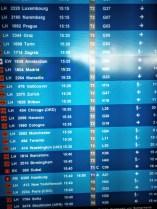 Destinations: Wo man innerhalb der nächsten 30 Minuten alles hinfliegen könnte...