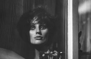 1,15 Meter - Portrait einer Schaufensterpuppe möglichst nah