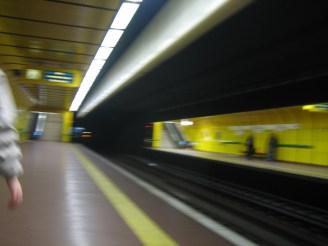 U-Bahn in Bonn