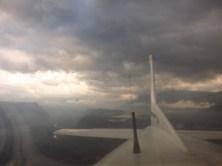 Mit der Cessna in den Dolomiten