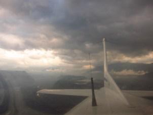 BZO - mit der Cessna in den Dolomiten