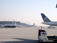 BCN - am Flughafen von Barcelona