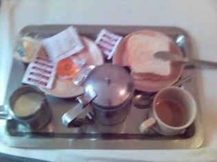 Mumbai, Indien - Frühstück (2006)