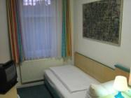 Berlin, mein zweites Hotelzimmer in der Hauptstadt