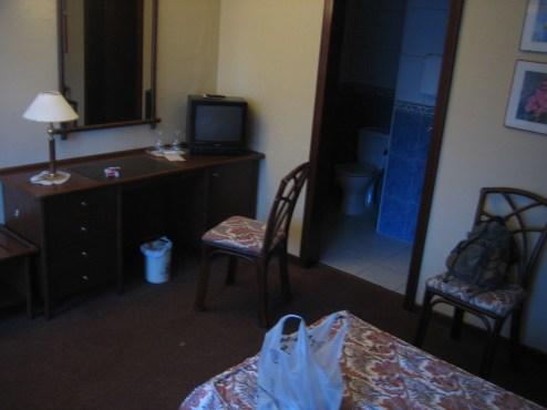 Luxemburg - im Hotel