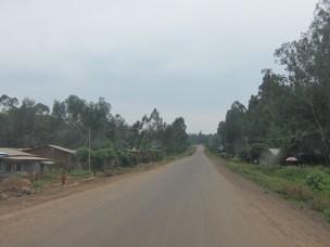 Kaffa, Äthiopien - unterwegs von Jimma nach Bonga