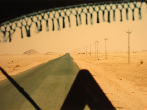 Sudan - auf dem Weg zu den Pyramiden von Meroë