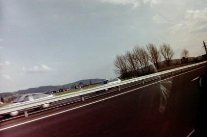 Schweiz - Unterwegs auf der Autobahn