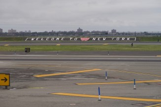 LGA - Welcome to New York