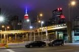 Nachts in Midtown West
