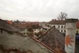 Blick über die Dächer der Unterstadt