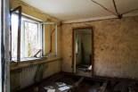 In vielen Häusern wurde alles was noch verwertbar ist herausgerissen und mitgenommen