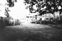 Alte amerikanische Autos bei Bad Honnef