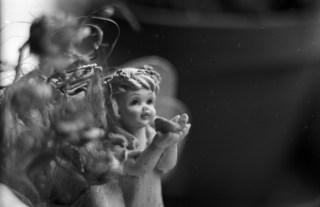 Feines Gesichtchen Puppe Ukraine