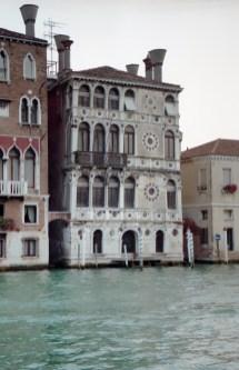 Palazzo Dario oder Ca' Dario