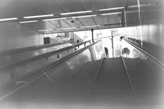 ADOX KB17 - Aus der U-Bahn Universität/Markt