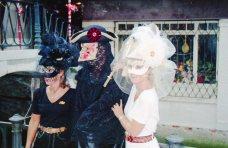 Karneval Masken in Venedig